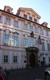 US embassy in Prague, photo: Czech Radio - Radio Prague