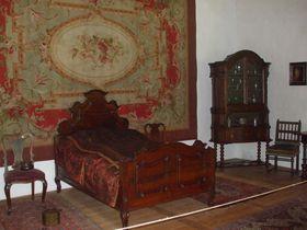 Schlafzimmer (Foto: Stanislava Brádlová, Archiv des Tschechischen Rundfunks)