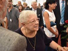 Jana Reichová, photo: Ondřej Tomšů