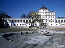 Le château de Ploskovice, photo: CzechTourisme