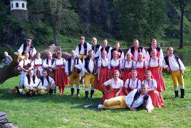 Folklore-Ensemble Úsměv (Foto: Mildorf, CC BY-SA 3.0)