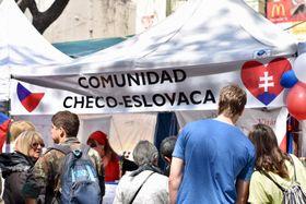 Stand checo - eslovaco, foto: Gobierno de la Ciudad de Buenos Aires