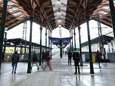 Masaryk-Bahnhof (Foto: ČTK)