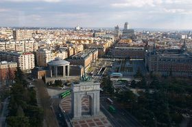 Madrid, foto: Barcex / CC-BY-SA-2.5