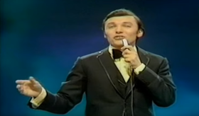 Karel Gott à l'Eurovision en 1968, photo: YouTube