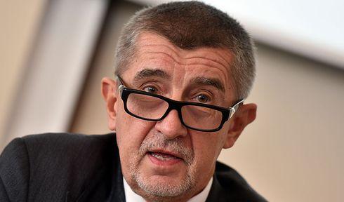 Andrej Babiš, photo: Filip Jandourek