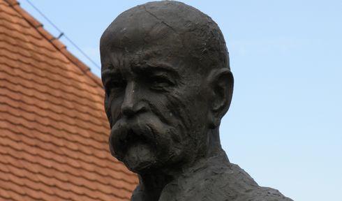 T.Г. Масарик, Фото: Антон Каймаков, Чешское радио - Радио Прага