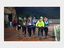 La course du souvenir de Zátopek, photo: ČTK