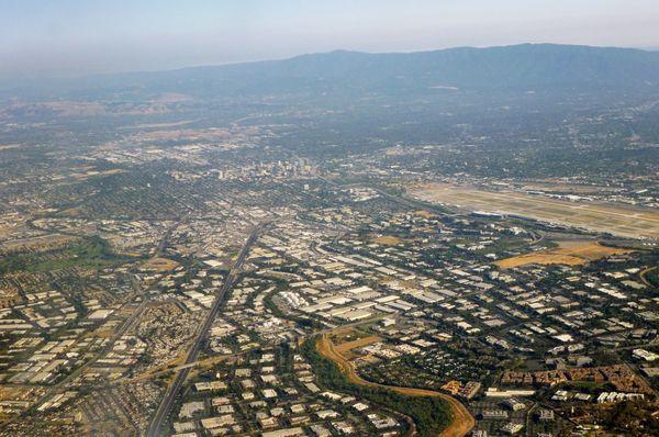 Silicon Valley (Foto: Coolcaesar, CC BY-SA 3.0)