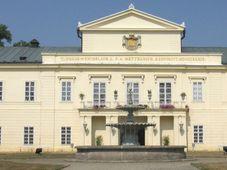 Schloss Kynžvart (Foto: Zdeněk Trnka, Archiv des Tschechischen Rundfunks)