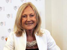 Eva Jiřičná, photo: Barbora Kmentová