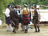 Scottish Highland Games at Sychrov Castle