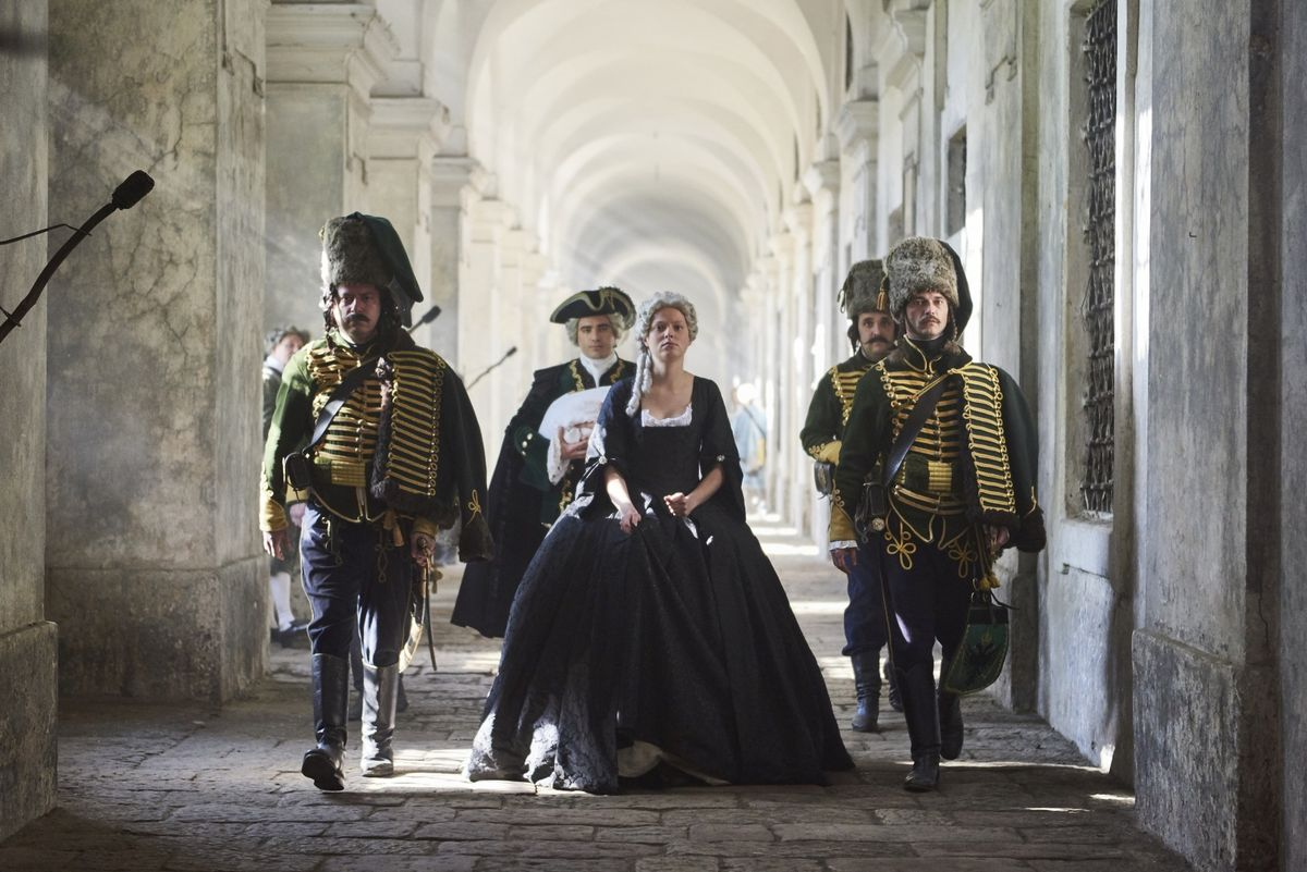 forever american films and maria theresa Description of the empress maria theresa this will forever be a red-letter day in my this text is part of the internet modern history sourcebook.