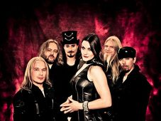 Nightwish, photo: Ville Juurikkala