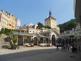 Karlovy Vary (Foto: Magdalena Kašubová)