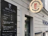 Vinohradský pivovar, photo: Ian Willoughby