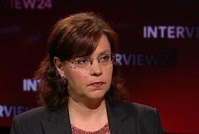 Michaela Marksová, photo: ČT24