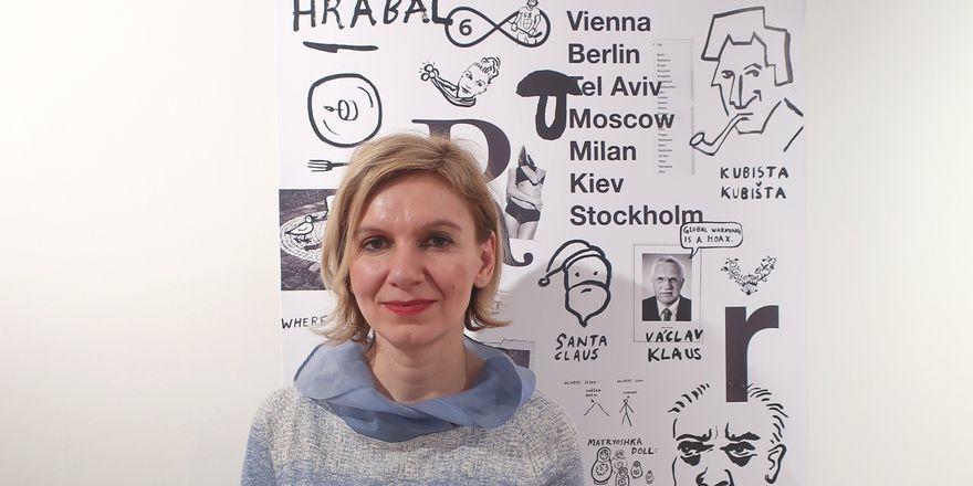 Monika Koblerová, foto: Martina Schneibergová