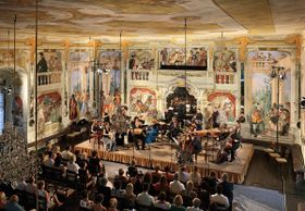 Musica Florea, foto: Libor Sváček, Archivo de ČRo
