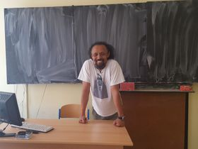 Pascal Rakotomizao, photo: Klára Stejskalová