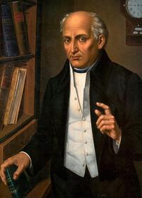 Miguel Hidalgo y Costilla, fuente: public domain