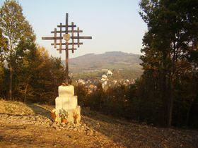 Kreuz über Návojná (Foto: Aleš Naňák)