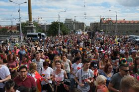 Prague Pride, photo: Petr Vilgus, CC BY-SA 4.0