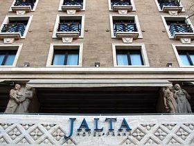 El hotel Jalta, foto: Kristýna Maková