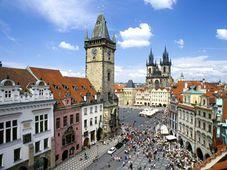 Староместская площадь, Фото: Czechtourism