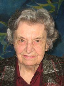Jaroslava Skleničková, foto: Archivo de Radio Praha