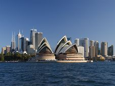Sydney, photo: Matthew Field, CC BY 2.5