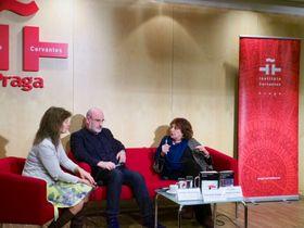 Inauguración de la Semana de las Letras en Español, foto: Isaac Sibecas