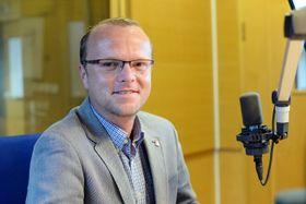 Martin Netolický (Foto: Jan Ptáček, Archiv des Tschechischen Rundfunks)