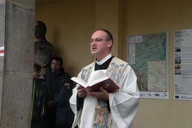 генеральный секретарь Чешской епископской конференции Станислав Пршибил, фото: Мартина Шнайбергова