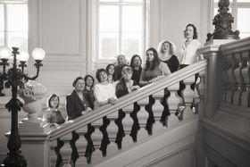 L'équipe de Prague Accueil, photo: Mika