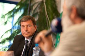 Tomáš Hüner (Foto: Khalil Baalbaki, Archiv des Tschechischen Rundfunks)