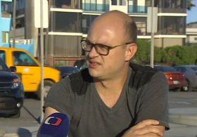 David Pavlík (Foto: ČT24)