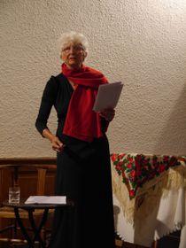 Marie-Odile Tourmen, photo: Magdalena Hrozínková