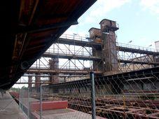 Žižkov freight station, photo: Štěpánka Budková