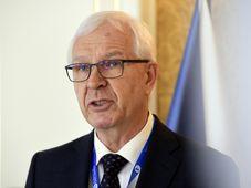 Jiří Drahoš, photo: CTK