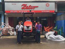 Foto: Offizielle Facebook-Seite von Zetor Myanmar