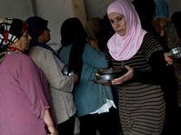 Des réfugiés en Grèce, photo: ČTK