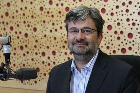 Vladimír Bärtl (Foto: Noemi Fingerlandová, Archiv des Tschechischen Rundfunks)