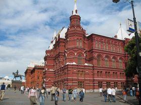 Государственный исторический музей на Красной площади, Фото: Клара Стейскалова, Чешское радио - Радио Прага