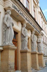 L'Académie de musique Janáček, photo: Petr Šmerkl, CC BY-SA 3.0