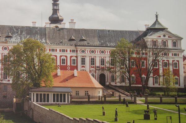 Broumovský klášter, foto: Anton Kajmakov
