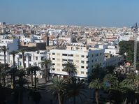 Casablanca, photo: Magdalena Hrozínková