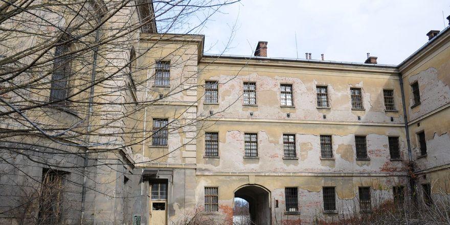 Gefängnisgebäude in Uherské Hradiště (Foto: Jitka Mládková)