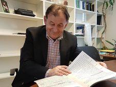 Michael Žantovský, photo: Ondřej Tomšů