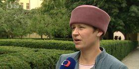 Radka Korbelová Dohnalová, photo: ČT24